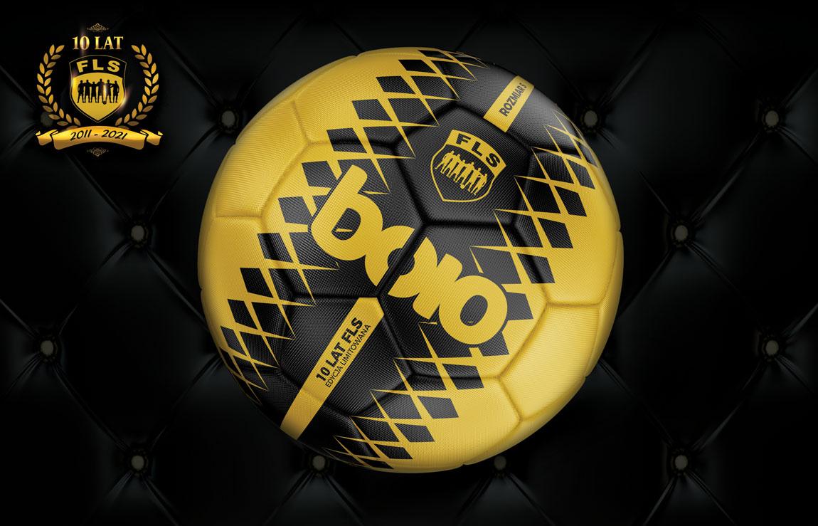 Złota piłka FLS - urodzinowa edycja limitowana
