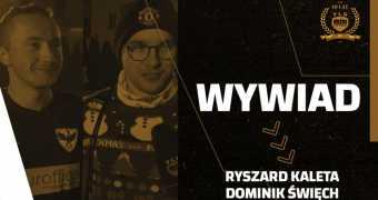 Wywiad z Ryszardem Kaletą i Dominikiem Święchem z Black Hawks