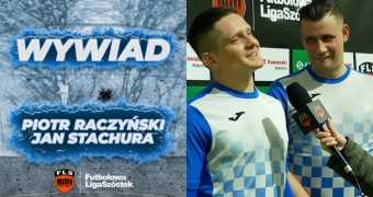 Wywiad z Piotrem Raczyńskim i Janem Stachurą z Krakoskiej Piłki